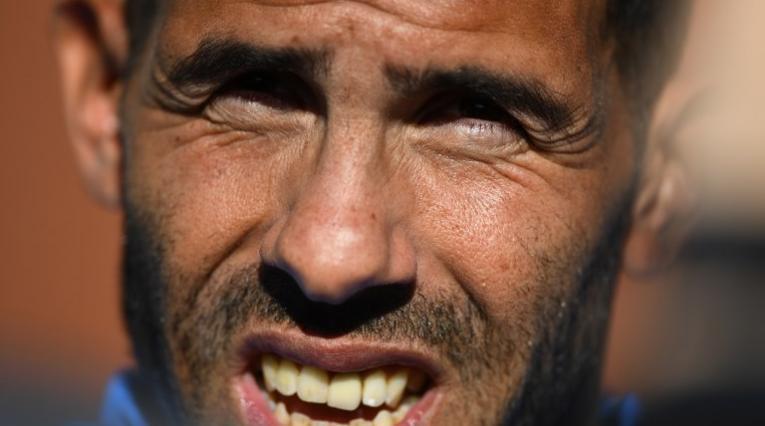 Carlos Tévez, futbolista argentino