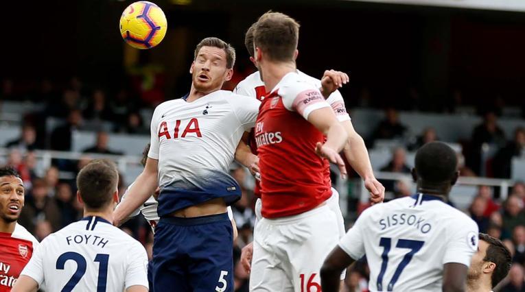 Arsenal vs Tottenham Hotspur - Premier League