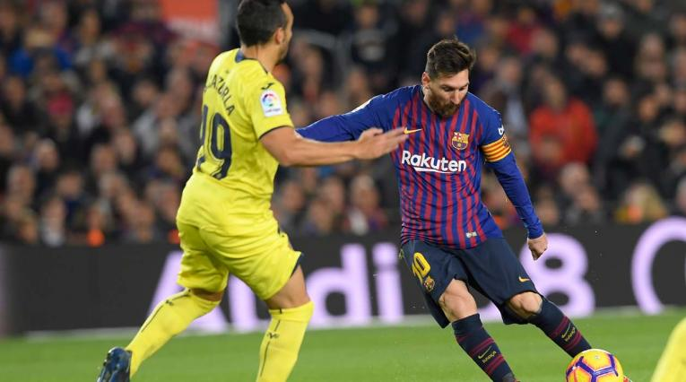 Barcelona vs Villarreal - La Liga