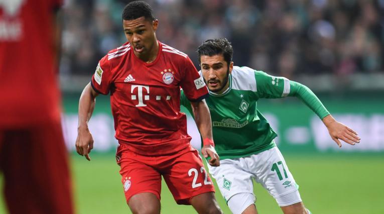El conjunto 'Bávaro' tomó un aire en la tabla de posiciones de la Bundesliga