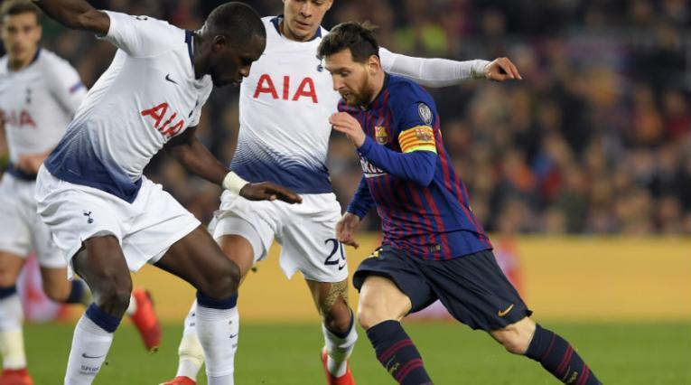 Barcelona Vs. Tottenham