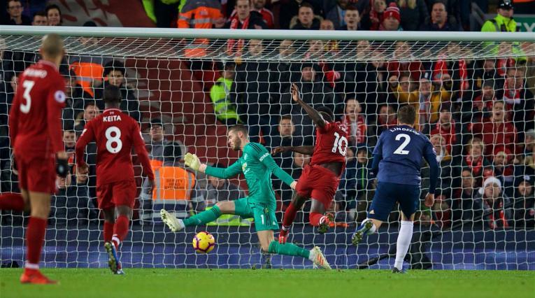 Liverpool Vs Manchester United