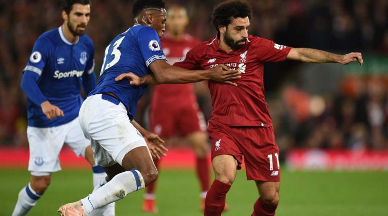 Yerry Mina· Everton 2018