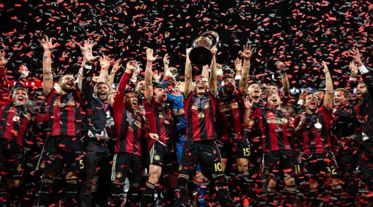 Atlanta United, campeón MLS