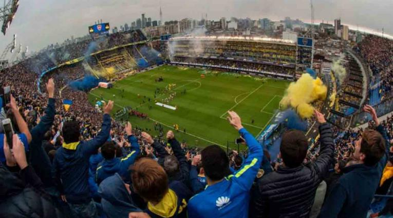 La Bombonera, estadio de Boca Juniors