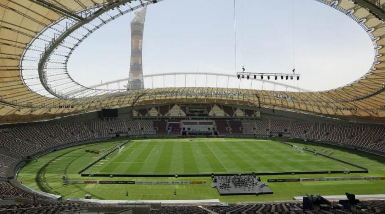 Khalifa International Stadium de Doha
