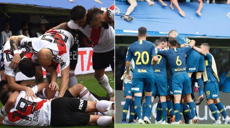 Dos jugadores de River Plate y Boca Juniors será observados por el Real Madrid