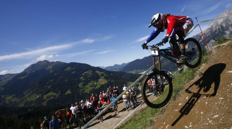 Ciclismo en downhill