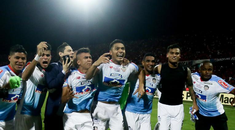 Junior de Barranquilla, campeón de la Liga Águila 2018-II