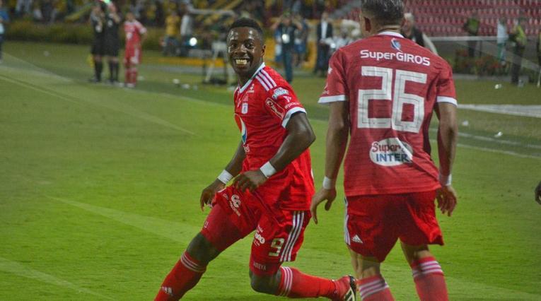 Cristian Dajome, nuevo jugador de Independiente del Valle