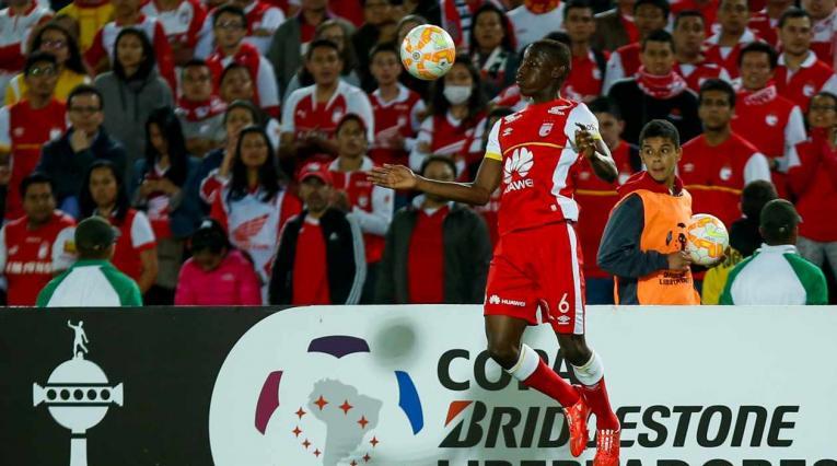 Dairon Mosquera, lateral izquierdo colombiano