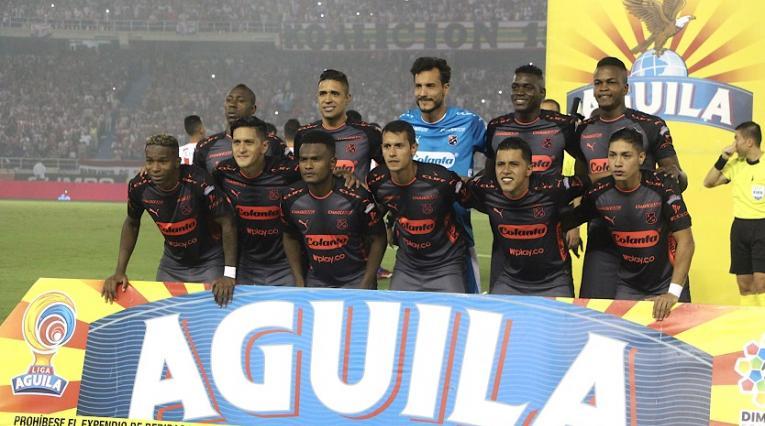 Medellín finalista