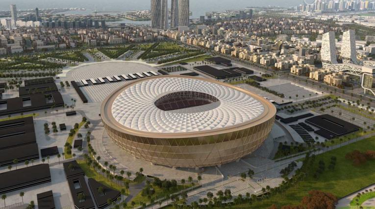 Estadio Lusail - Catar 2022