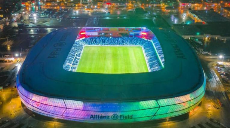Nuevo estadio del Minnestoa United