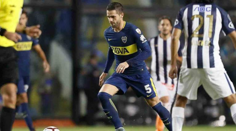 Fernando Gago, jugador de Boca Juniors
