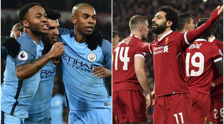 Manchester City y Liverpool