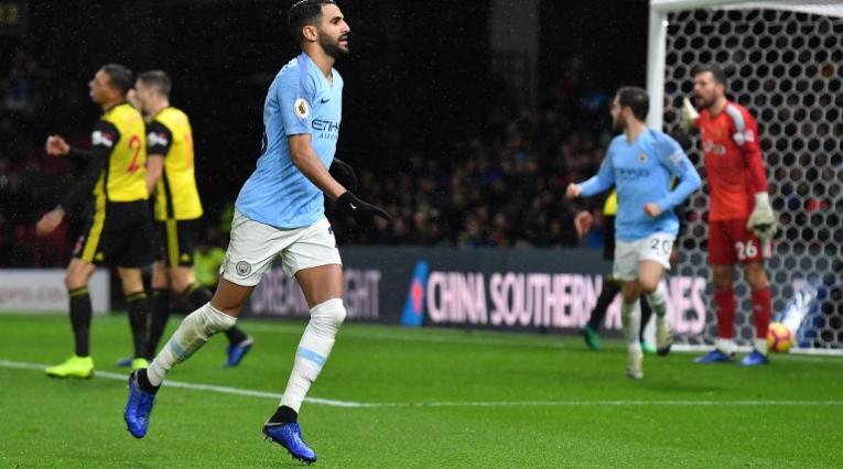 Watford vs Manchester City, Premier League