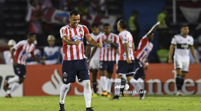 Marlon Piedrahita, Junior de Barranquilla