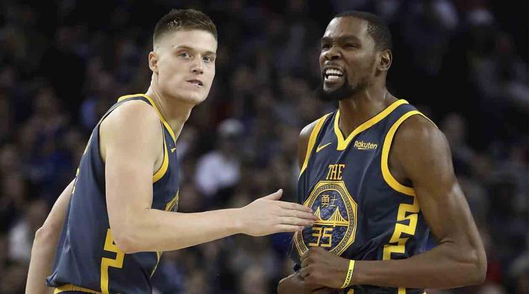 Raptors derrotaron a Warriors