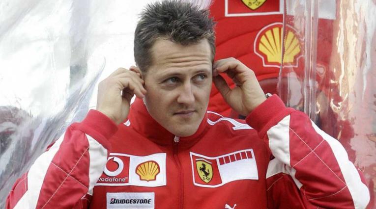 Michael Schumacher, en su etapa de piloto de la F1
