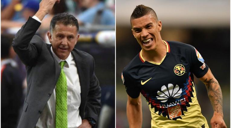 Juan Carlos Osorio y Mateus Uribe, nominados a lo mejor de la Concacaf