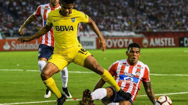 Junior vs Boca Juniors