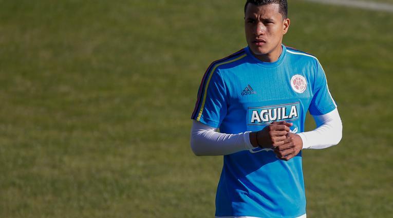 Jeison Murillo, defensor colombiano del Barcelona
