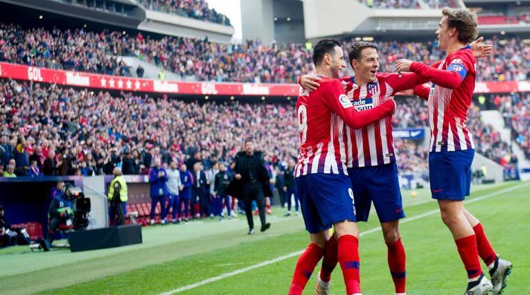Atlético de Madrid, con Santiago Arias, sigue ganando partidos