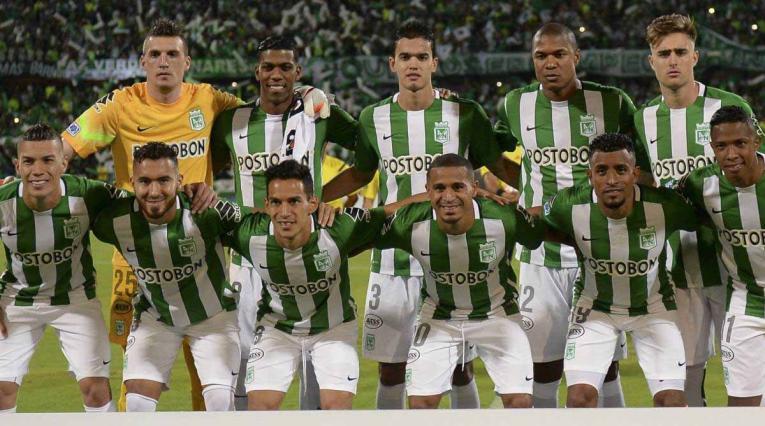 Jugadores de Atlético Nacional en 2016