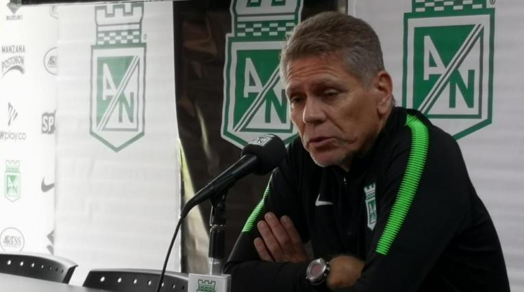 Paulo Autuori, DT de Nacional