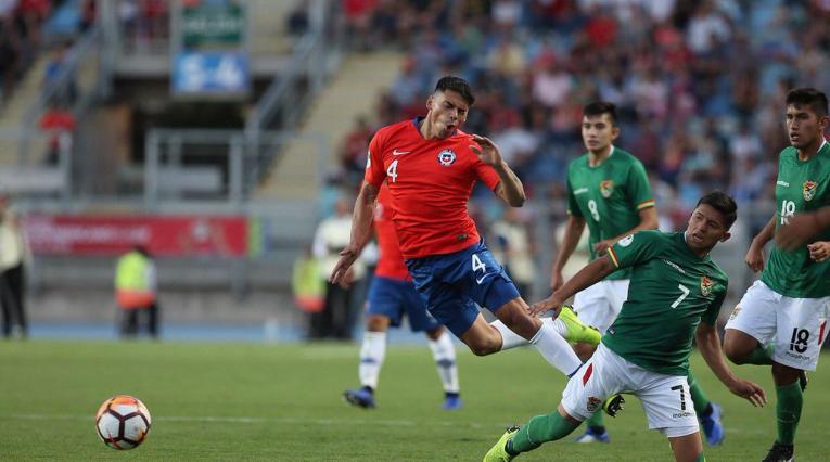 Chile vs Bolivia - Sudamericano Sub 20 2019