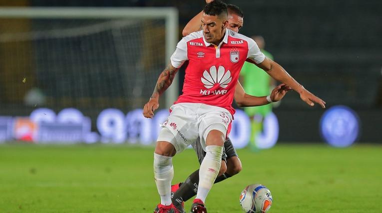 Yeison Gordillo, futbolista colombiano
