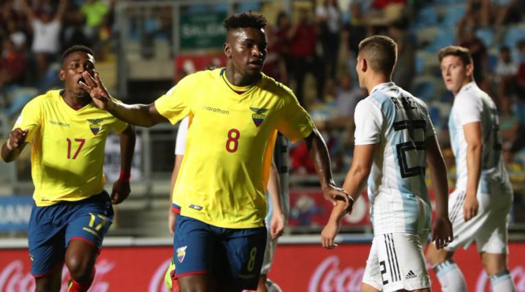 Ecuador vs Argentina - Sudamericano Sub 20 2019