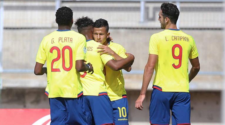 Selección de Ecuador sub 20
