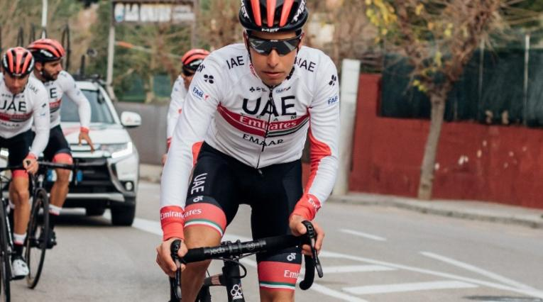 El ciclista Fabio Aru