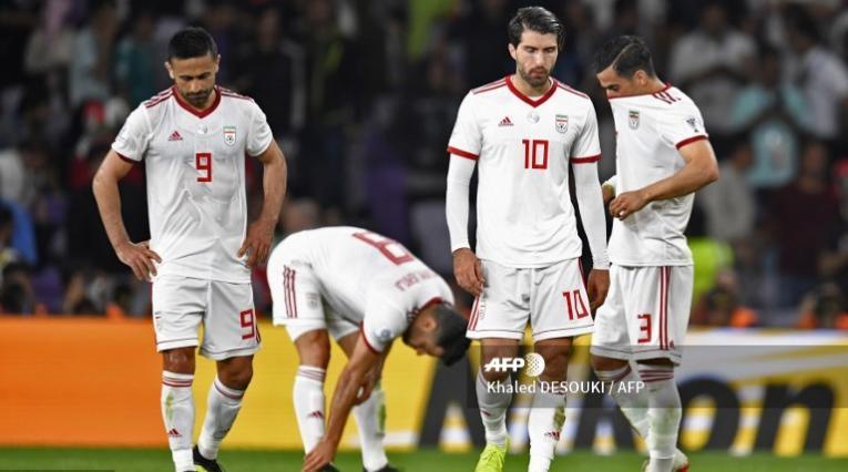 Irán vs Japón, Copa Asiática