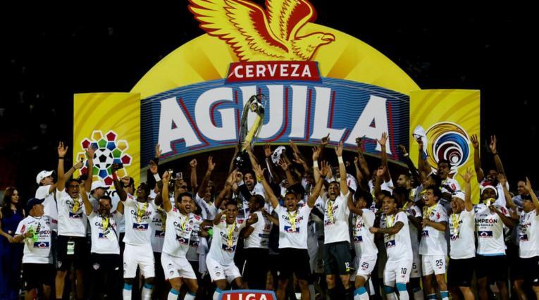 Junior campeón Liga Águila II 2018