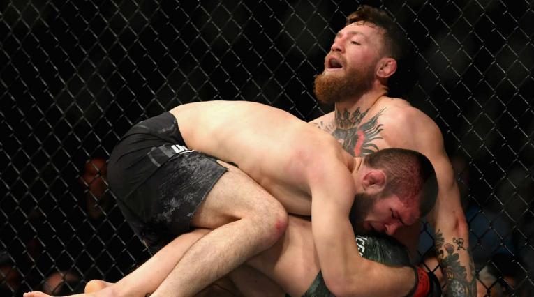 McGregor y Nurmagomedov