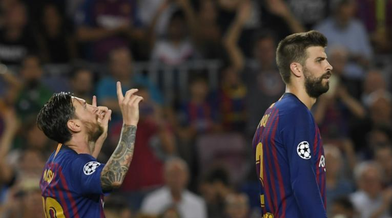 Messi y Piqué serán socios
