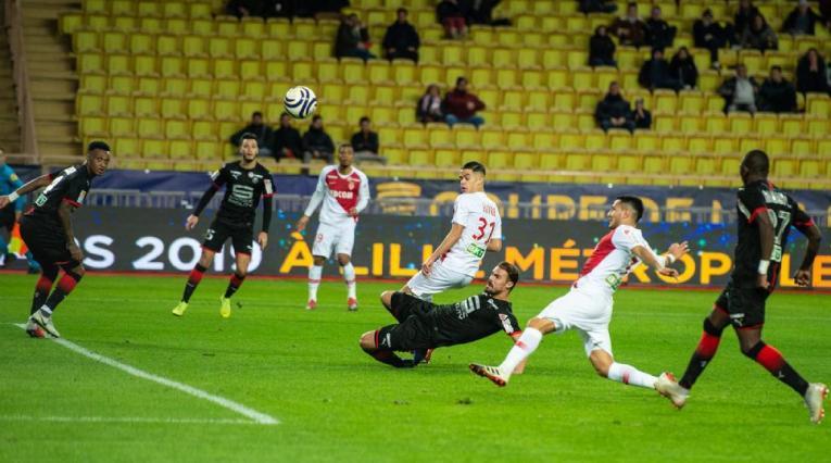 Mónaco Vs. Rennes