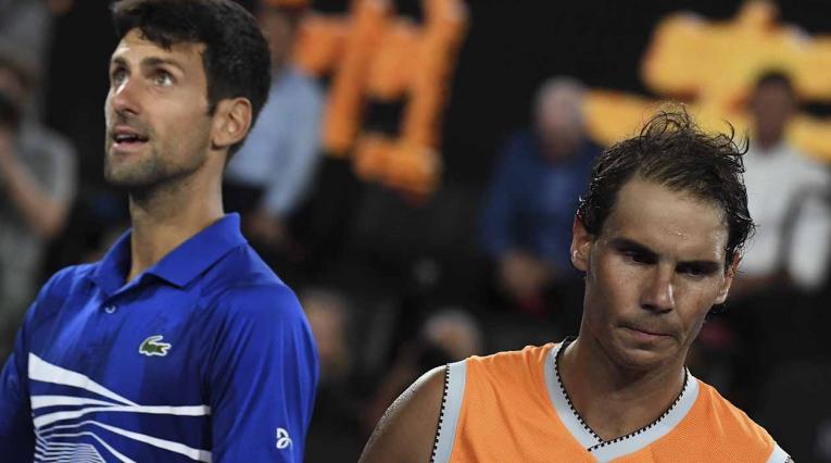 Rafael Nadal perdió la final del Abierto de Australia ante Djokovic
