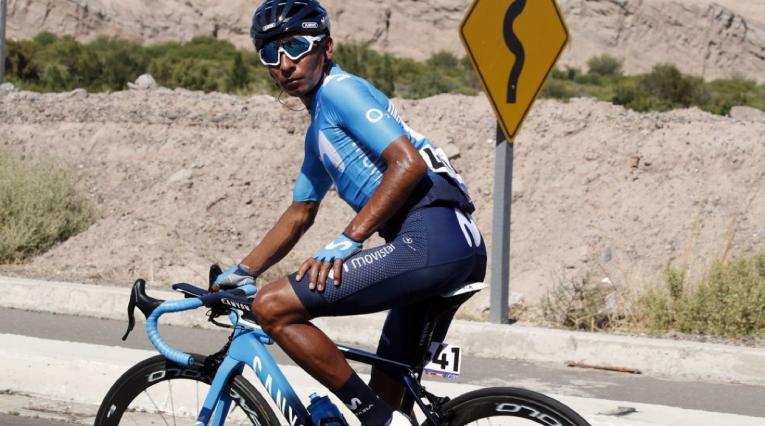 Nairo Quintana Vuelta a San Juan