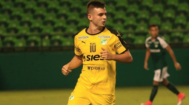 Nicolás Benedetti, jugador del Deportivo Cali