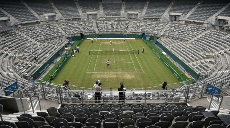 Olympic Tennis Center de Sídney