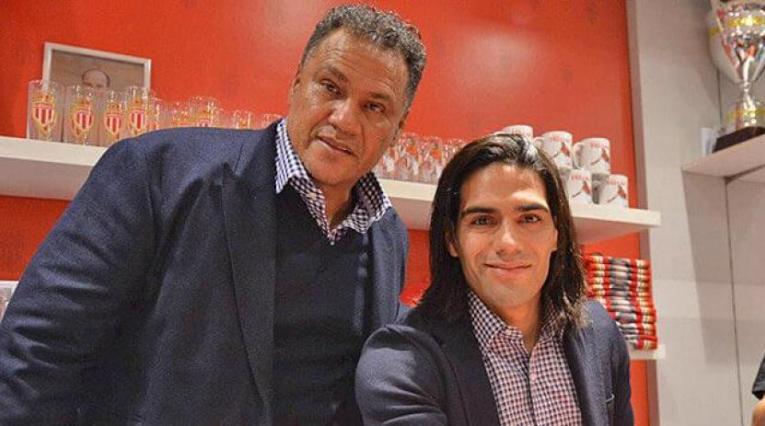 Radamel García King y Falcao García