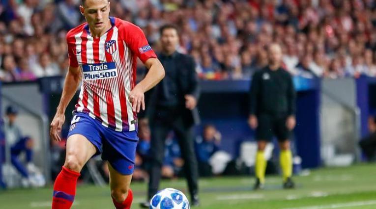 Santiago Arias, Atlético de Madrid