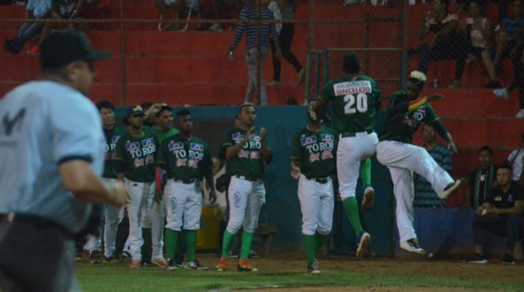 Toros finalista del béisbol colombiano