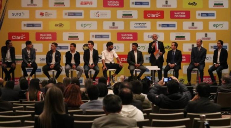 Presentación Tour Colombia