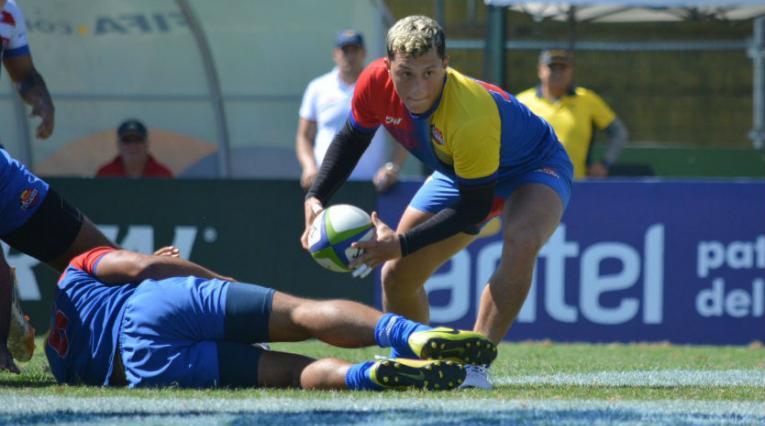 Tucanes de Colombia en el Sudamericano Sevens de Rugby