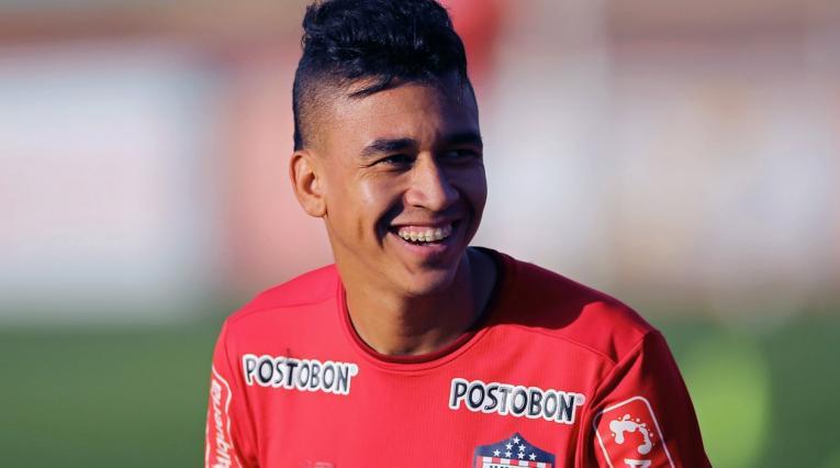Víctor Cantillo, jugador del Junior de Barranquilla